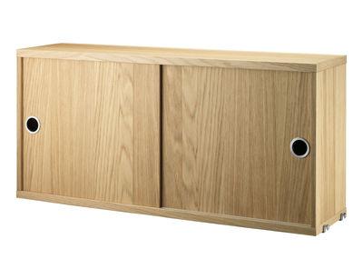Kiste String System Von String Furniture Holz Natur Made In Design