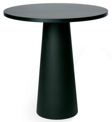 pied pour table container tischzubehor h 70 cm fur tischplatte mit o 70 cm moooi