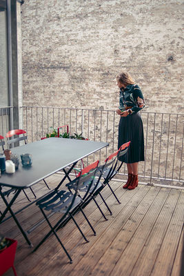 table pliante caractere 90 x 190 cm 8 a 10 personnes fermob