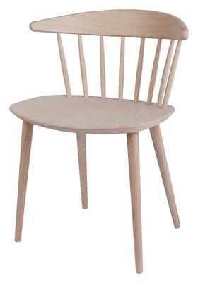 chaise j104 bois hay