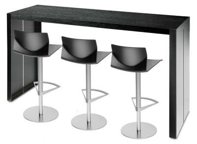 table haute panco h 106 cm l 240 cm lapalma