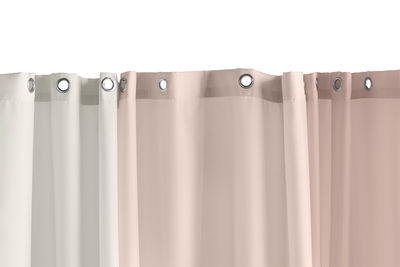 aquarelle vertical shower curtain 200 x 180 cm by hay