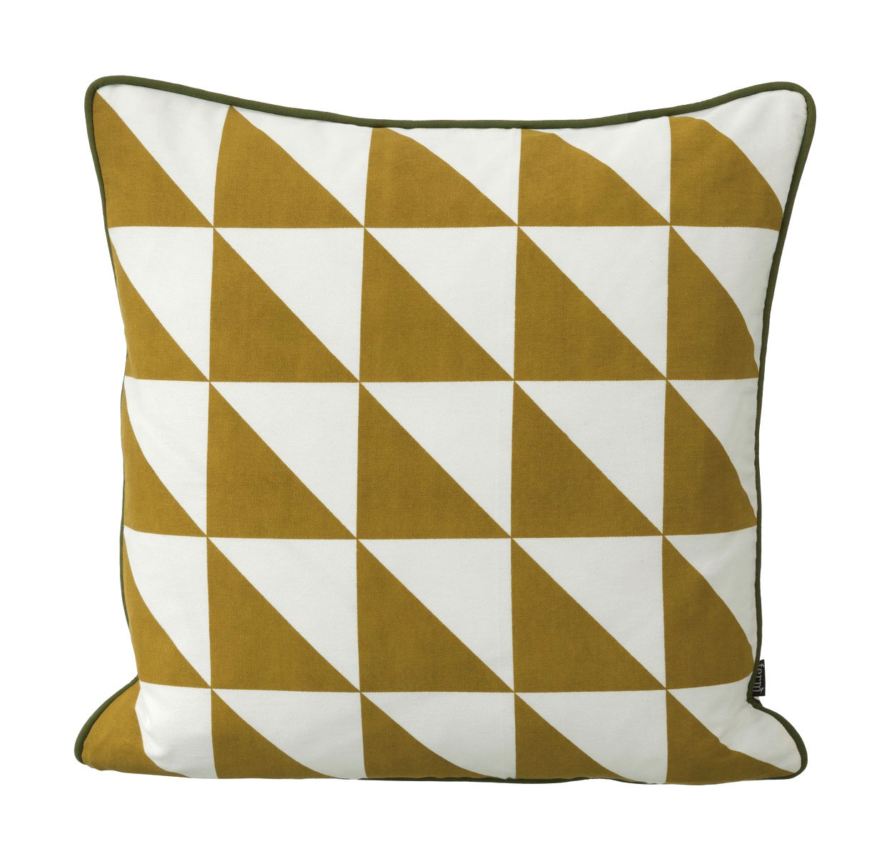deco coussins coussin large geometry coton 50 x 50 cm ferm