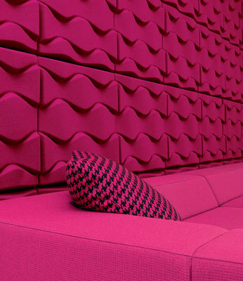 panneau acoustique mural soundwave flo offecct