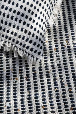 tapis d exterieur way rug 140 x 200 cm bouteilles en plastique recyclees ferm living