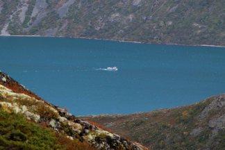 8: Båttrafikken på Gjende.