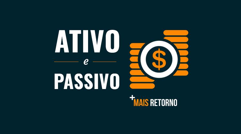 Investimento ativo e passivo