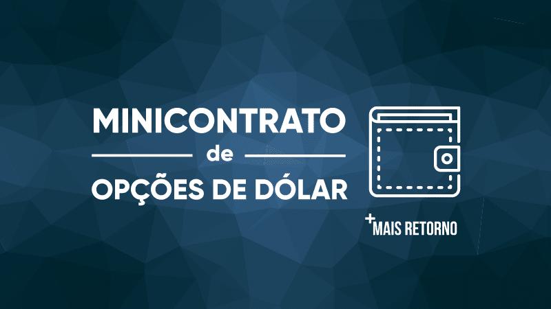 Minicontrato de opção de dólar