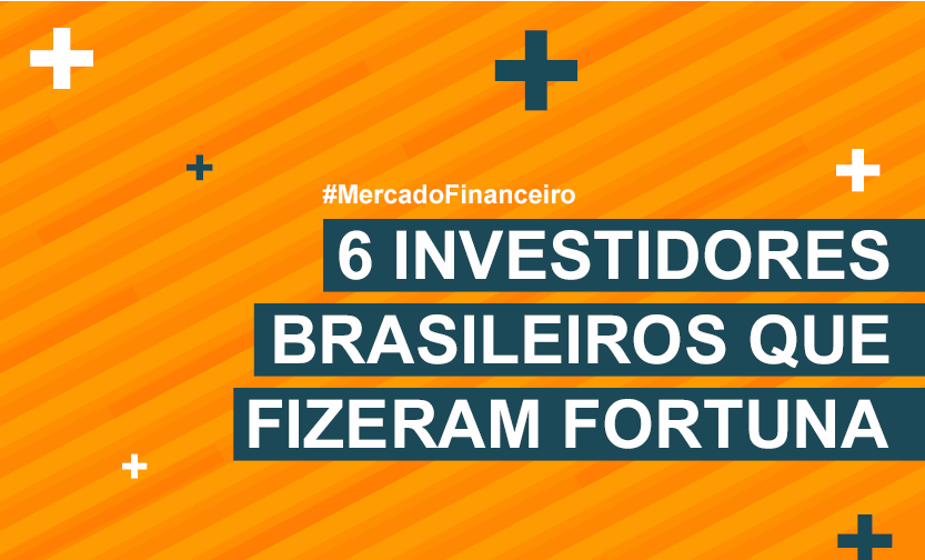 6 investidores brasileiros que fizeram fortuna, ilustração