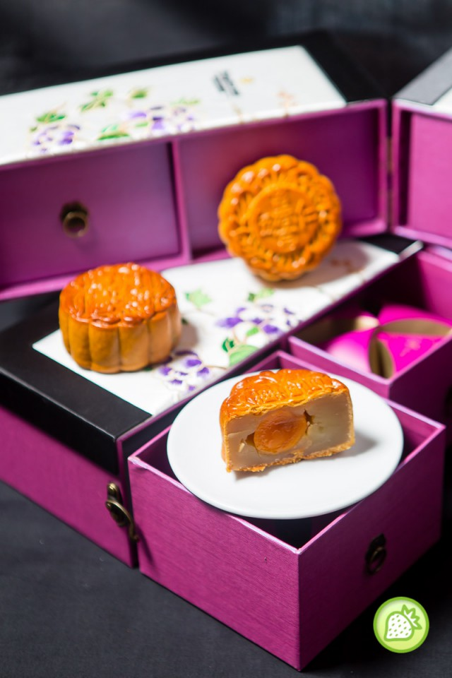 CELEBRATE MOONCAKE FESTIVAL WITH SHANGRI LA HOTEL KUALA