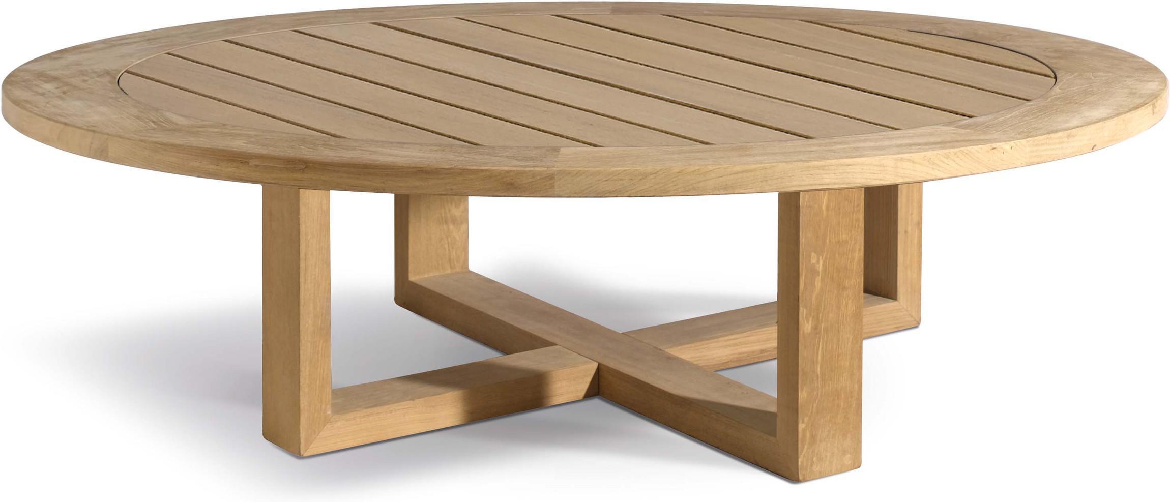 table basse d exterieur siena teck