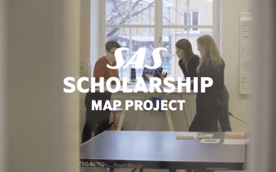 Map Project wins SAS Scholarship!