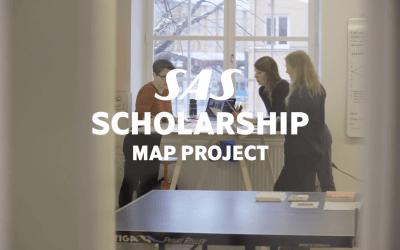 Map Project wins SAS Scholarship!