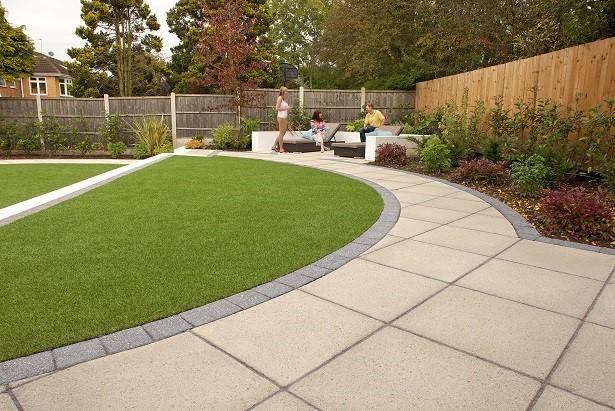 Garden path ideas| Marshalls on Patio And Path Ideas  id=46276