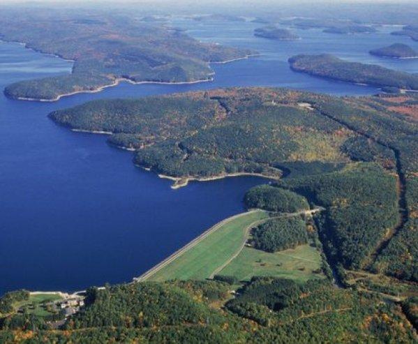 Image result for image quabbin reservoir