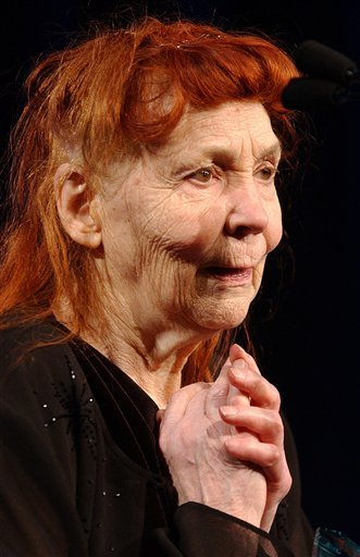 Ruth Stone, National Book Award poet, dies in Vermont at ...