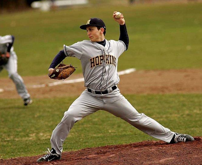 Hopkins vs Greenfield boys Baseball