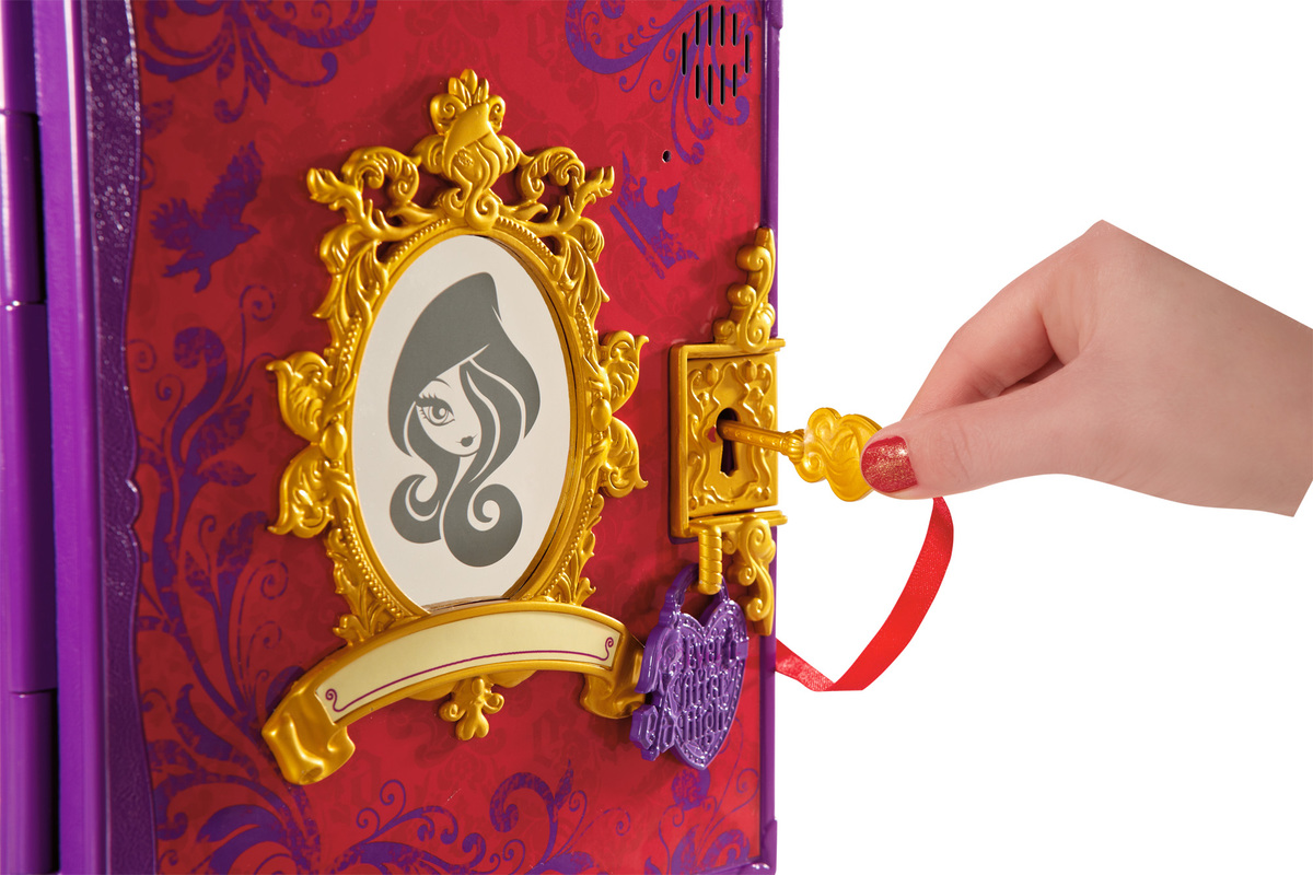 Ever After High Secret Hearts Diary Shop Ever After