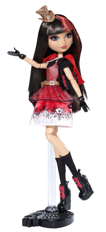 EVER AFTER HIGH Hat Tastic Party Cerise Hood Doll