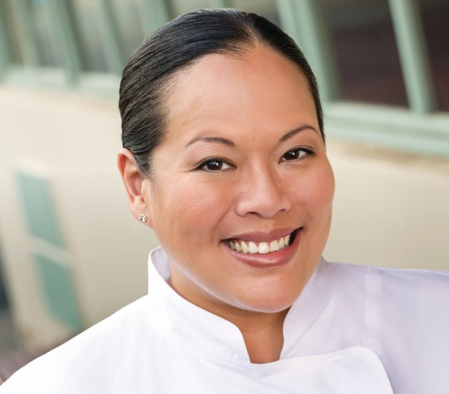 Chef Lee Ann Wong
