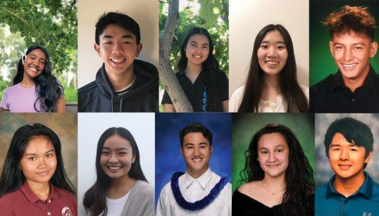 The Mamoru and Aiko Takitani Foundation, Inc. has awarded 10 high school seniors from Maui and Molokaʻi scholarship awards in its annual Legacy Scholarship Program.