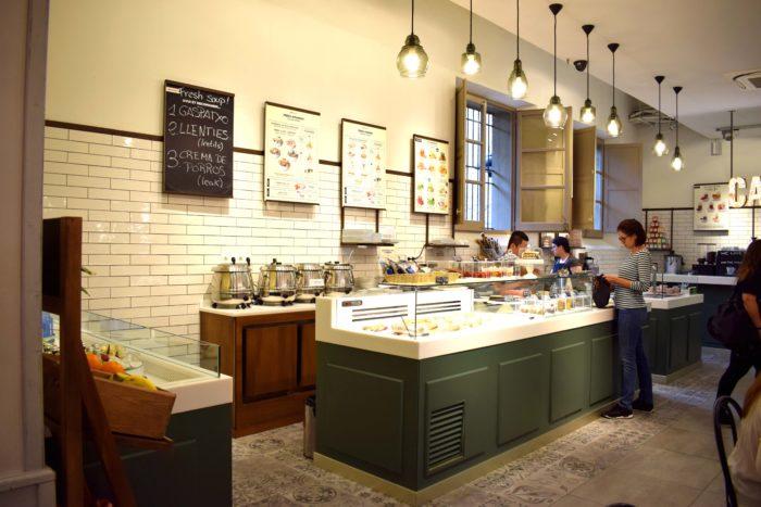 casa amatllers café