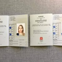 Att fixa internationellt körkort