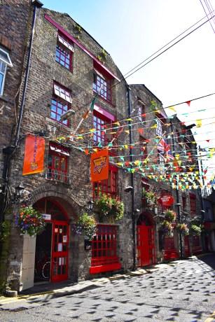 Isaacs – Dublins mysigaste hostel!