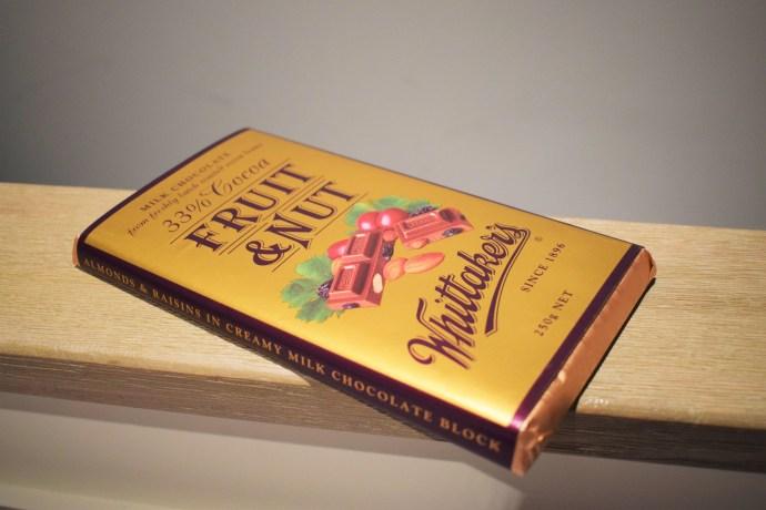 Whittaker's choklad – godast i världen?!