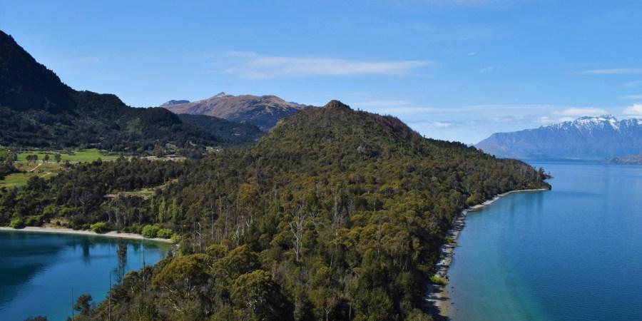 Bob's cove track - Lake Whakatipu