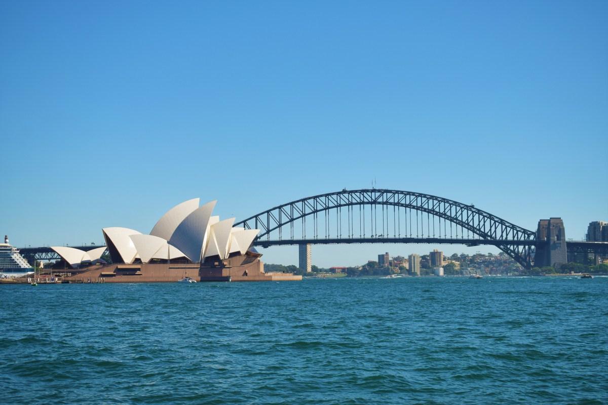 De roligaste ställena att besöka som backpacker i Australien!