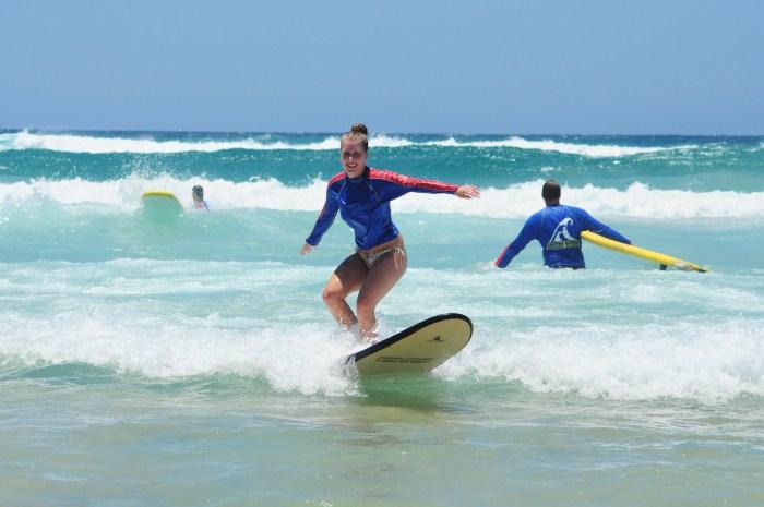 surfa i surfers paradise