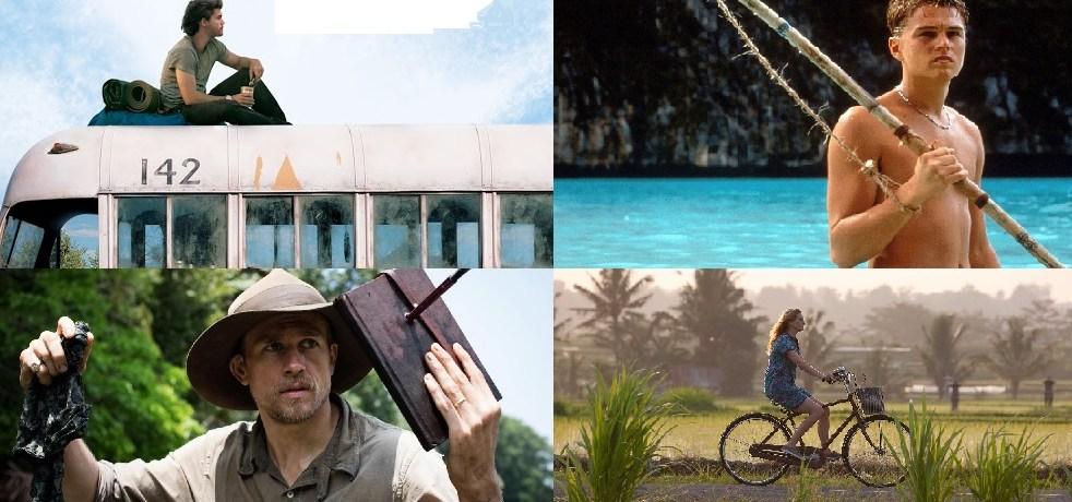 Filmer som får dig att vilja upptäcka världen!