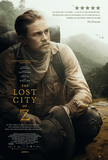 Lost city of Z.