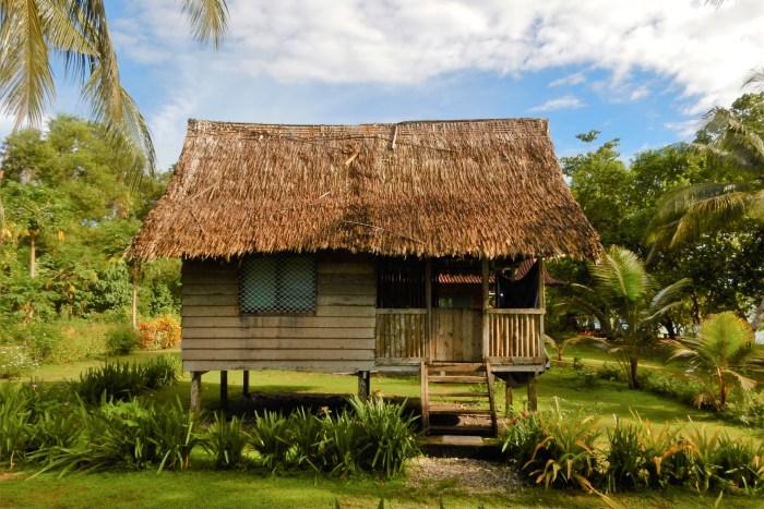 bungalow på dolphin view beach resort
