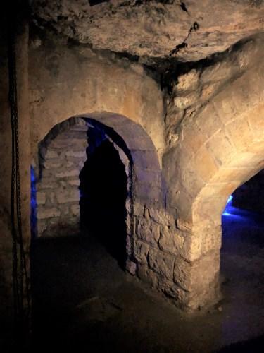 budapests labyrint under jorden