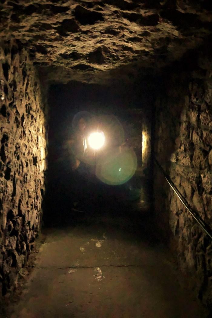 labyrinten under budapest