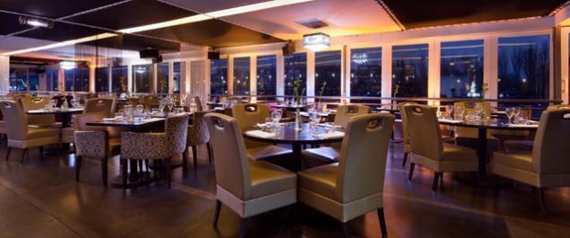restaurant salon sur l eau aqua caffe suresnes