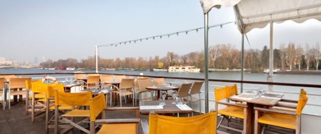 restaurant salon sur l eau photo terrasse