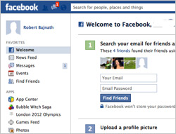Facebook-page