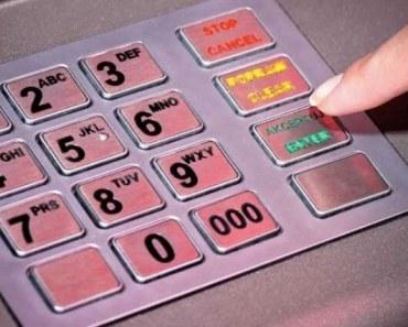 Tjuvarnas senaste metod för att stjäla din pin-kod kommer chocka dig. Dela för att varna dina vänner!