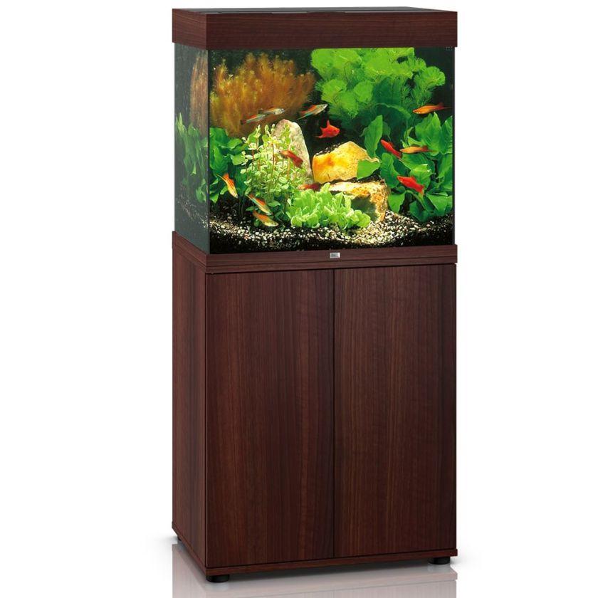 Ensemble aquarium/sous-meuble Juwel Lido SBX 120 - bois clair