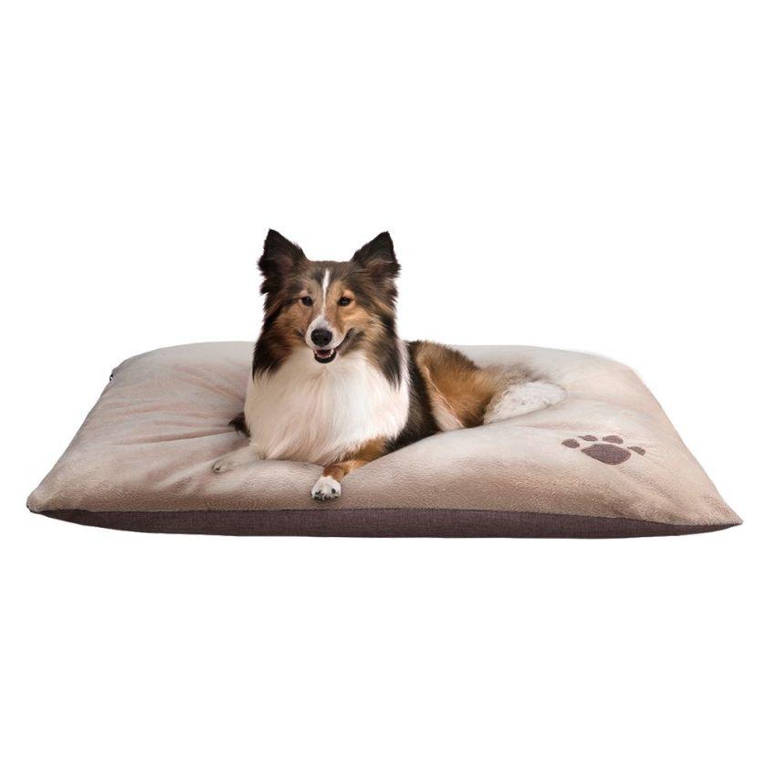 Coussin Basic pour chien - L 100 x l 80 x H 8 cm