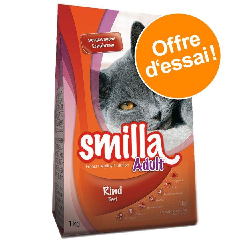 Offre découverte croquettes Smilla 1 kg - Adult Urinary
