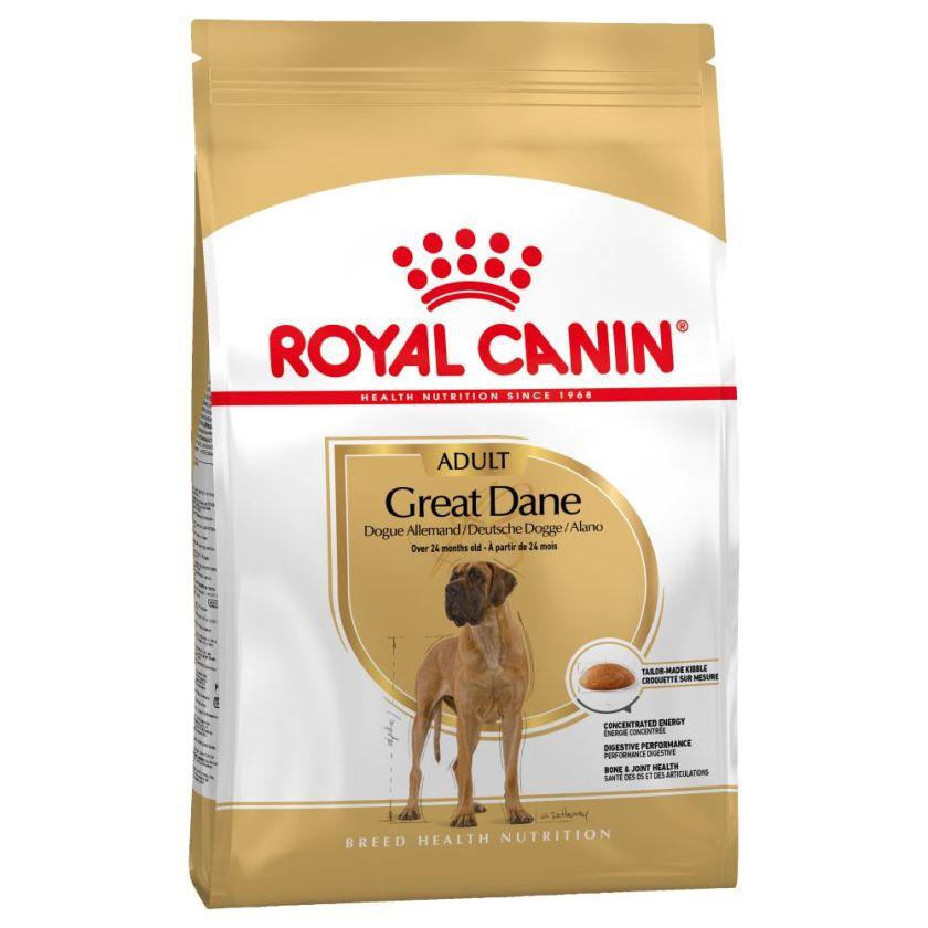 12kg Dogue Allemand Adult Royal Canin - Croquettes pour chien