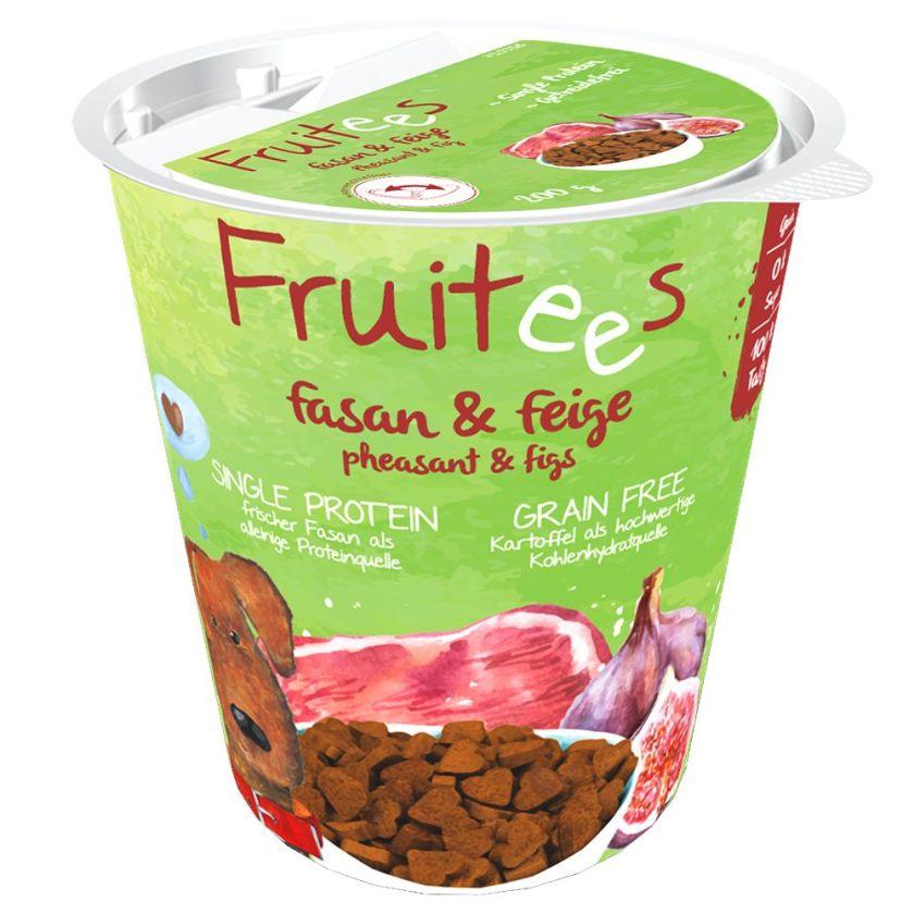 200g Fruitees faisan figue bosch® - Friandises pour chien