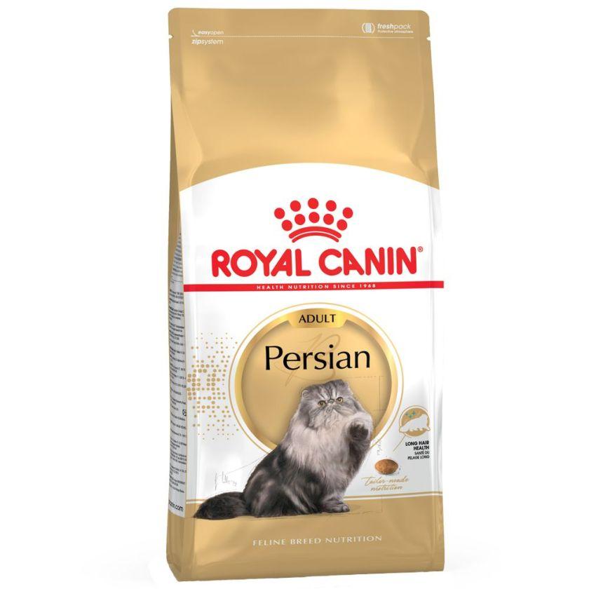 4kg Persian Royal Canin Croquettes pour chat