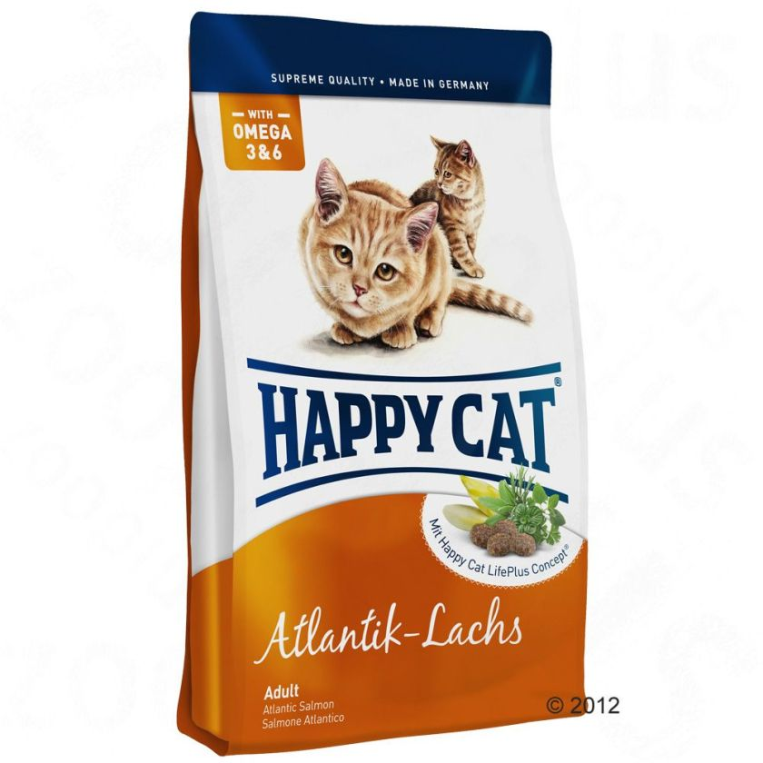 Happy Cat Supreme Adult, saumon d´Atlantique - 1,4 kg