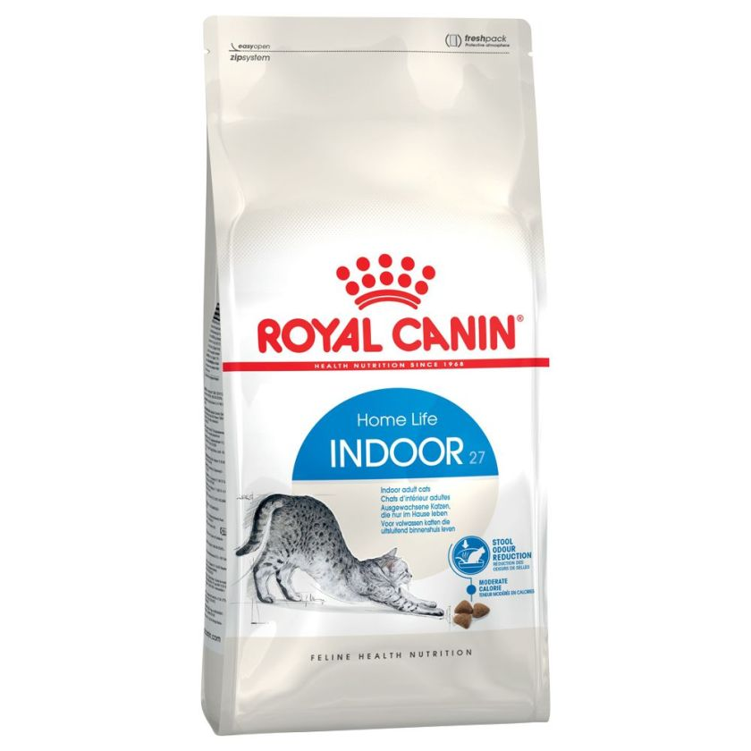 4kg Indoor27 Royal Canin Croquettes pour chat