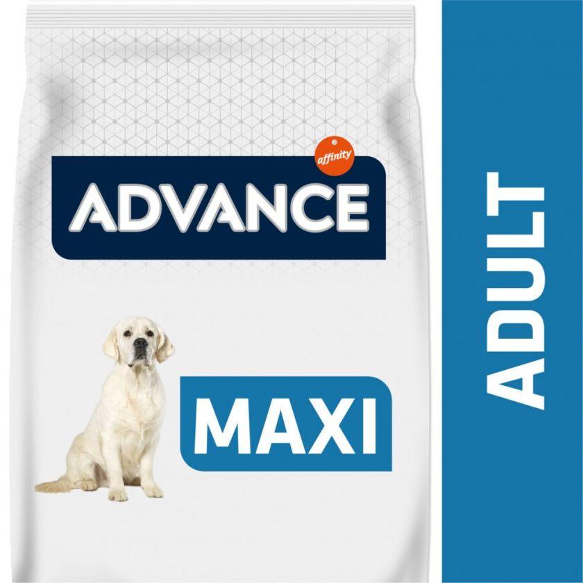 2x14kg Maxi Adult Advance pour chien